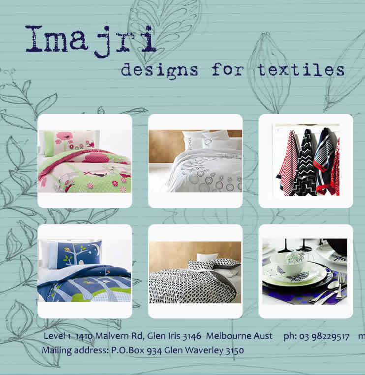 Imajri - Designs for textiles